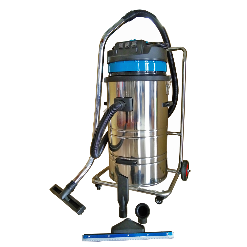 工业级吸尘机器